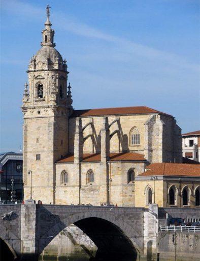 Free Tours Bilbao - Iglesia de San Antón