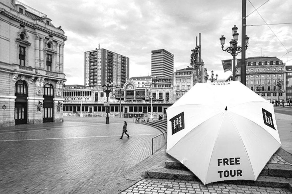 Free Tours Bilbao - MPoint Paraguas 2